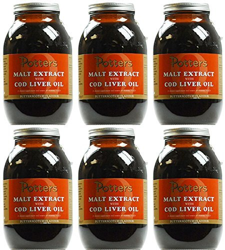 Malt Extract CLO - Butterscotch - 650g