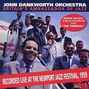 Live at the Newport Jazz Festi [Import anglais]