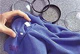 3M 2011 Hochleistungs- und Microfasertücher, Farbe blau, 5 Stück