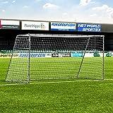 FORZA Steel42 But de Football | But en Acier de Qualité Supérieure (Trois Tailles Disponibles) (4m x 2m)