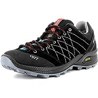 Grisport Terrain Chaussures de randonnée basses unisexes Approach Urban Outdoor en daim avec membrane Gritex
