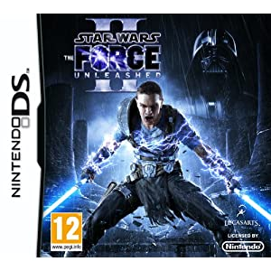 Star Wars: The Force Unleashed 2 (Nintendo DS) [Import UK] [Nintendo DS]