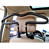 BFRed Good Quality Metal Car Coat Hanger Auto Seat Headrest Clothes Jackets Suits Holder Robe Hook Car Accessories Practical