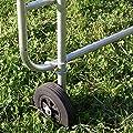 Stützrad für verstellbare Weidetore von Kerbl bei Du und dein Garten