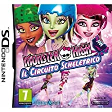 BG Games Monster High: Il Circuito Scheletrico, Nintendo DS Nintendo DS Italian video game - video games (Nintendo DS, Nintendo DS, Racing)
