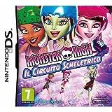 BG Games Monster High: Il Circuito Scheletrico, Nintendo DS Nintendo DS ITA videogioco