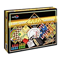 Noris-Spiele-600002566-Spielesammlung-mit-400-Mglichkeiten Noris 600002566 Sammlung -