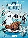 Les Animaux marins - Tome 4 par Cazenove