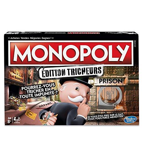 Monopoly - Jeu de societe Monopoly Tricheurs - Jeu de...