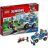 LEGO - 10735 - Juniors  - Jeu de Construction - L'arrestation du Bandit