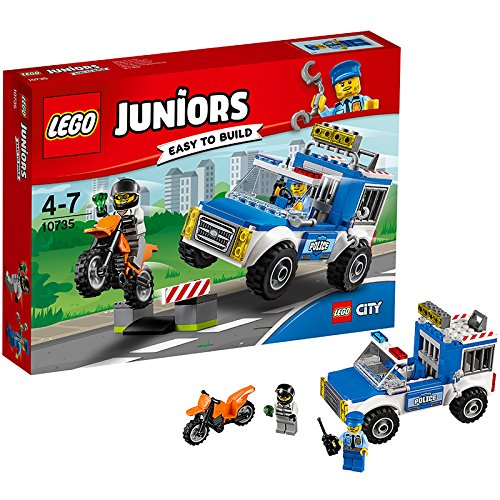 LEGO-10735-Police-Truck-Chase-Building-Toy