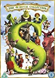 Shrek 4-Movie Complete Collection [DVD] [2015]