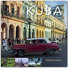 KUBA - Königin der Antillen - Ein hochwertiger Fotoband mit über 230 Bildern auf 200 Seiten im quadratischen Großformat - STÜRTZ Verlag