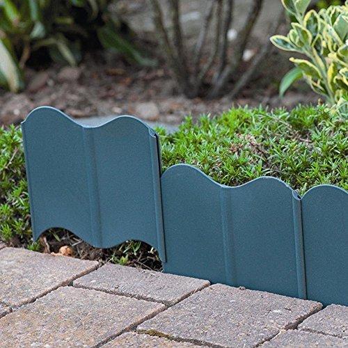 Rasenkante KST 310cm 20-tlg., grün Kunststoff 20-teilig,