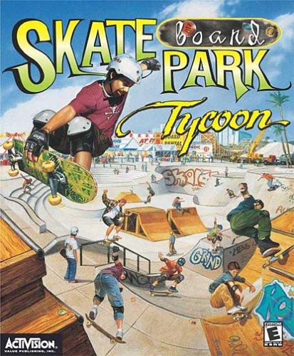 Skateboard Park Tycoon - PC (Skateboard-spiele Für Pc)
