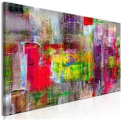 murando - Bilder 135x45 cm - Vlies Leinwandbild - 1 TLG - Kunstdruck - modern - Wandbilder XXL - Wanddekoration - Design - Wand Bild - Abstrakt a-A-0217-b-b