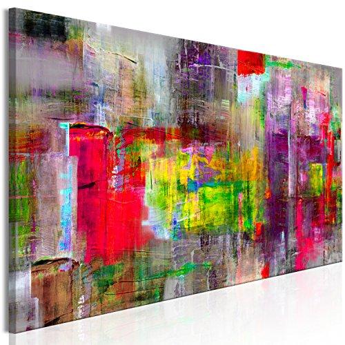 murando - Bilder 150x50 cm - Leinwandbild - 1 Teilig - Kunstdruck - modern - Wandbilder XXL - Wanddekoration - Design - Wand Bild - Abstrakt a-A-0217-b-b