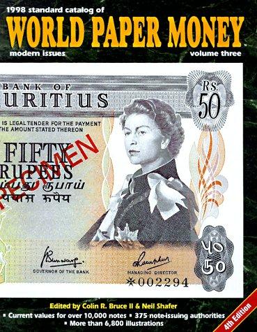 Modern issues 1961-1997 (STANDARD CATALOG OF WORLD PAPER MONEY VOL 3: MODERN ISSUES) (Coins 3. Krause World)