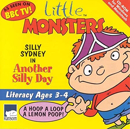 Little Monsters Silly Sidney