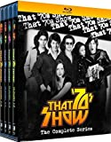 THAT '70S SHOW: COMPLETE SERIES FLASHBACK EDITION - THAT '70S SHOW: COMPLETE SERIES FLASHBACK EDITION (16 Blu-ray)
