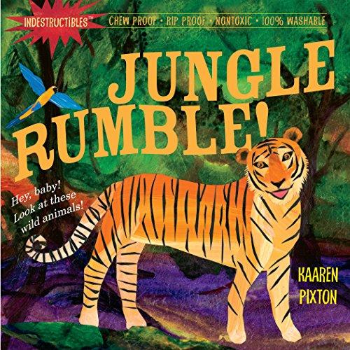Preisvergleich Produktbild Indestructibles: Jungle,  Rumble!