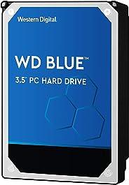 WD Blue 1TB PC Hard Drive - 7200 RPM Class, SATA 6 Gb/s, 64 MB Cache, 3.5