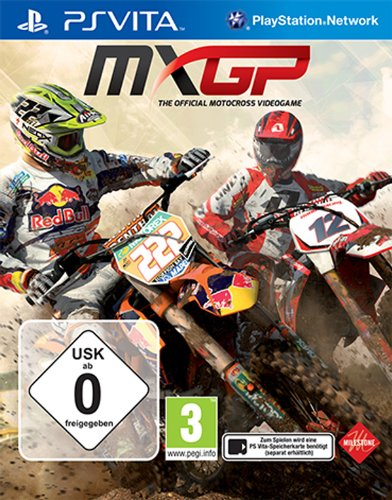 MX GP – Die offizielle Motocross – Simulation [PlayStation Vita]