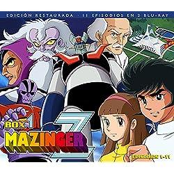 Mazinger Z - Box 1 [Blu-ray]