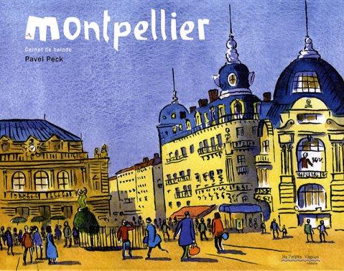 Montpellier, Carnet de Balade