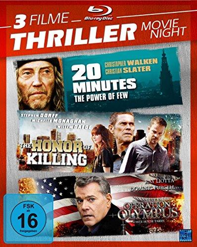 Thriller Movie Night [3 Disc Set] [Blu-ray]