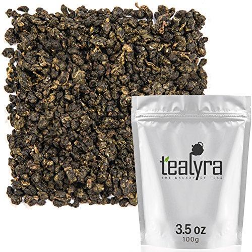 Tealyra - Taiwanese Jin Xuan Milk Oolong - High Mountain - Loose Leaf Tea - 100g