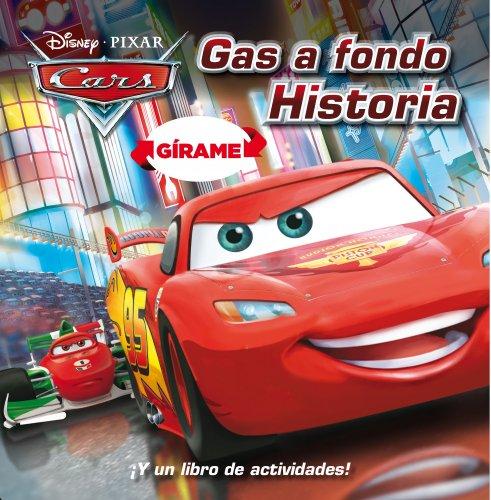 Cars. Gírame: Gas a fondo. Historia