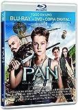 Pan : Viaje A Nunca Jamás (Blu-Ray + Dvd + Copia Digital)