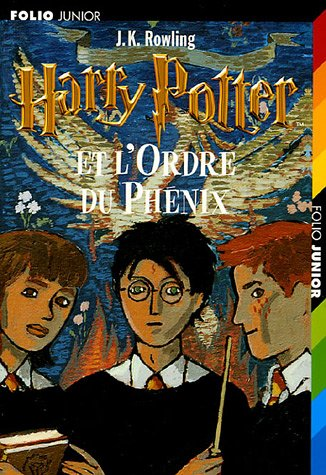 Harry Potter, Tome 5
