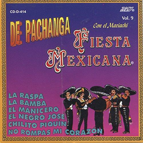 De Pachanga Con El Mariachi Fiesta Mexicana Vol. 9 Fiesta 9