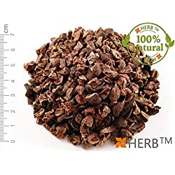 KAKAOSAMEN, Cacao Samen, Gebrochen 100g Theobroma cacao, seed (ganz)