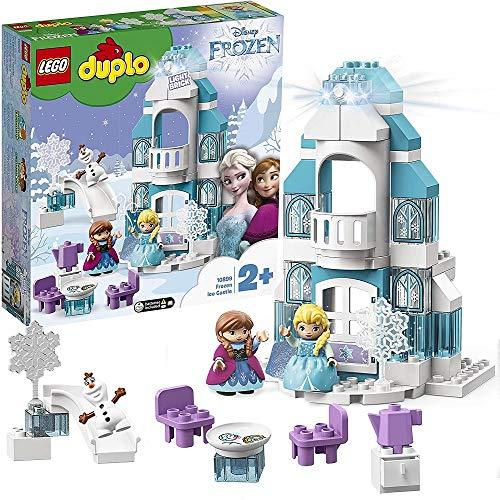 LEGO DUPLO Princess TM - Frozen Castillo de Hielo