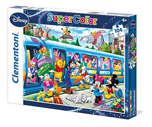 Disney Puzzle, 104 Piezas