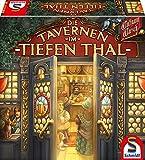 Schmidt Spiele 49351 Die Tavernen im Tiefen Thal, Strategiespiel, bunt