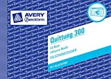 Avery Zweckform 300-5 Quittung inkl. MwSt.  5er Pack