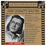 Karl Schmitt-Walter [Import allemand]