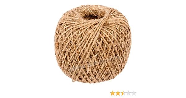 Gartenschnur Pflanzschnur 4 mm 200 m geflochten aus Baumwolle Garten Rankhilfe
