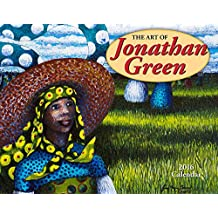 The Art of Jonathan Green 2016 Calendar
