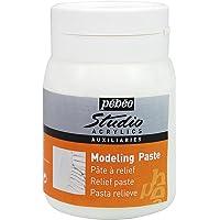 Pébéo Peinture Acryliques 1 Pot de 500 ml Blanc