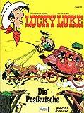 Image de Zeichnungen:Morris Text: Goscinny LUCKY LUKE Comic Album (Softcover) Band 15: DIE POSTKUTSCHE