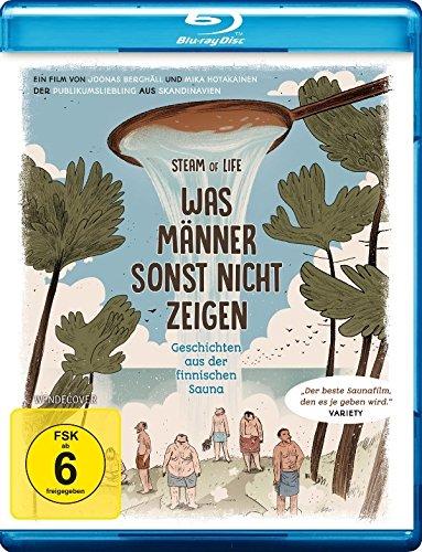 Was Männer sonst nicht zeigen - Geschichten aus der finnischen Sauna (Blu-ray)