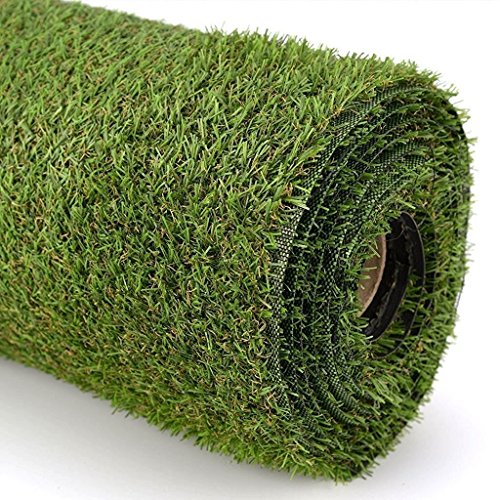 Best Arificial Grass 6.5*2 feet For Balcony or Doormat, Soft and Durable Plastic Turf Carpet Mat, Artificial Grass by Griiham 35 mm