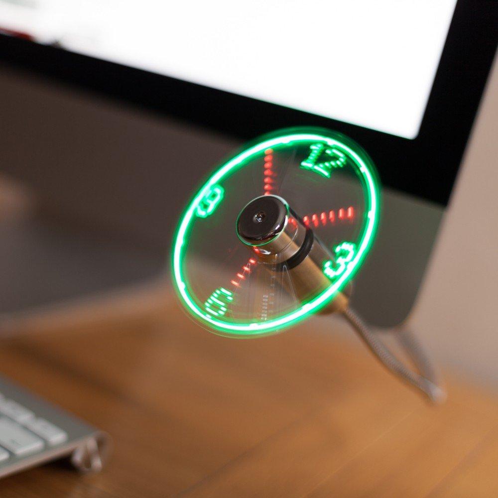 TwitfishCAE CLOCK Ventilateur avec Horloge dp BUTQVTC