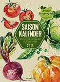 Saisonkalender Gemüse & Obst 2019