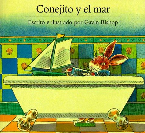Conejito Y El Mar por Gavin Bishop